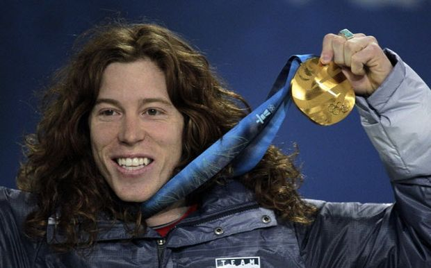 shaun white olympic united states of america 2