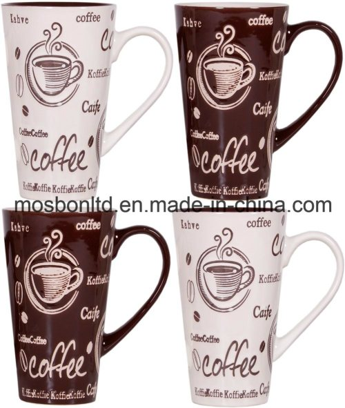 Medium Of Tall Coffee Mugs Ceramic