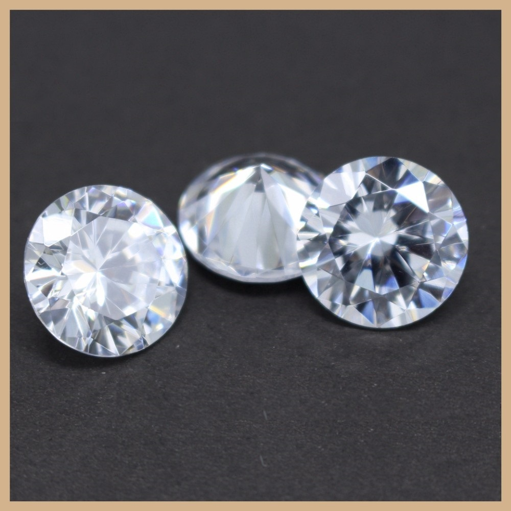 Fullsize Of Cubic Zirconia Vs Diamond