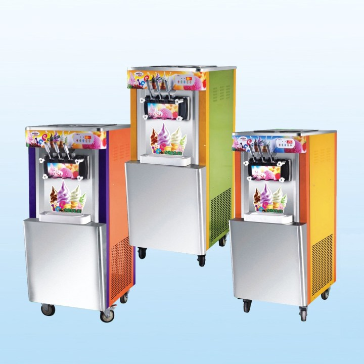 used soft serve machine for sale