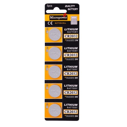 Medium Of Cr2025 Battery Walmart