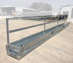 Small Of Galvanized Water Trough