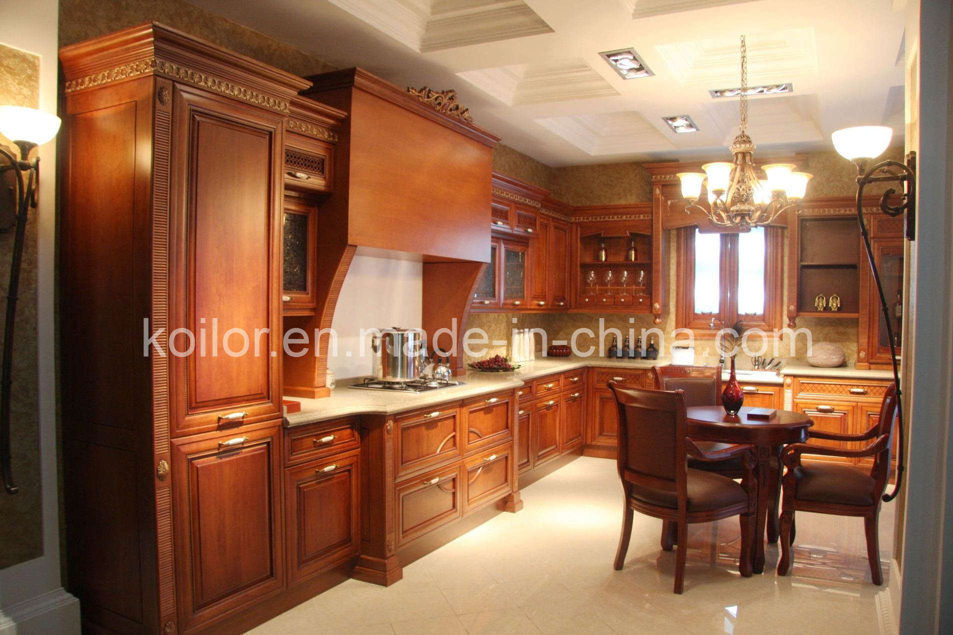 kitchen cabinets wood kitchen wooden chairs All Solid Wood KITCHEN