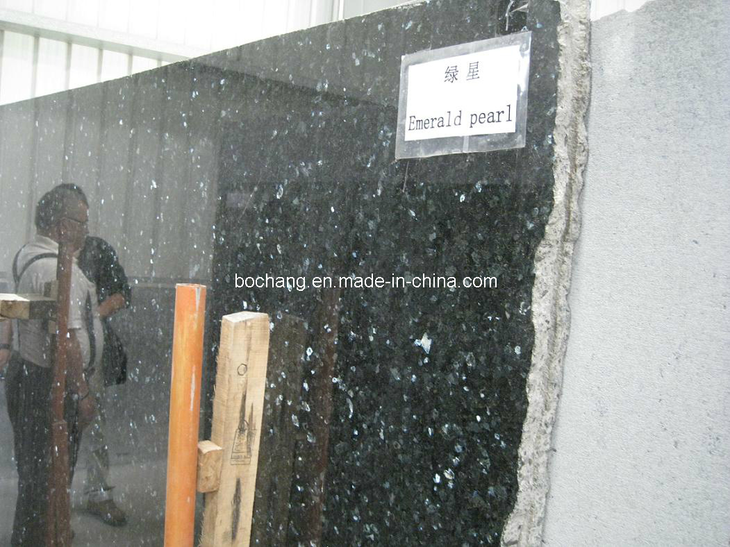 Fullsize Of Emerald Pearl Granite