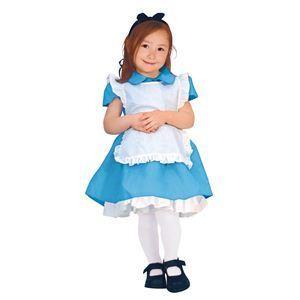 子供アリスコスプレ衣装