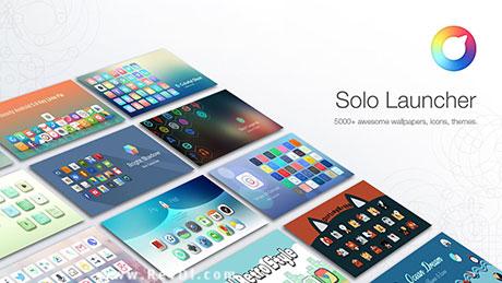 Solo Launcher - Swift & Smart
