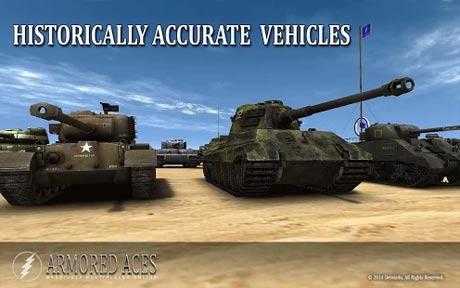 Armored Aces - 3D Tank Battles