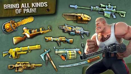Blitz Brigade Online FPS fun