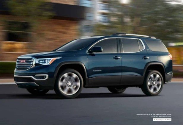 2017 GMC Acadia Brochure   Omaha Area GMC Dealer     LIFTGATE SLT  12
