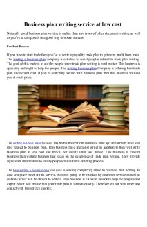 write good thesis research paper