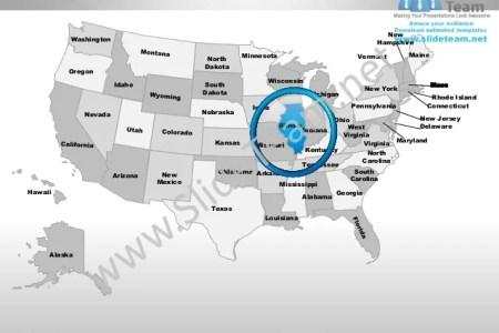 editable vector business usa illinois state and county