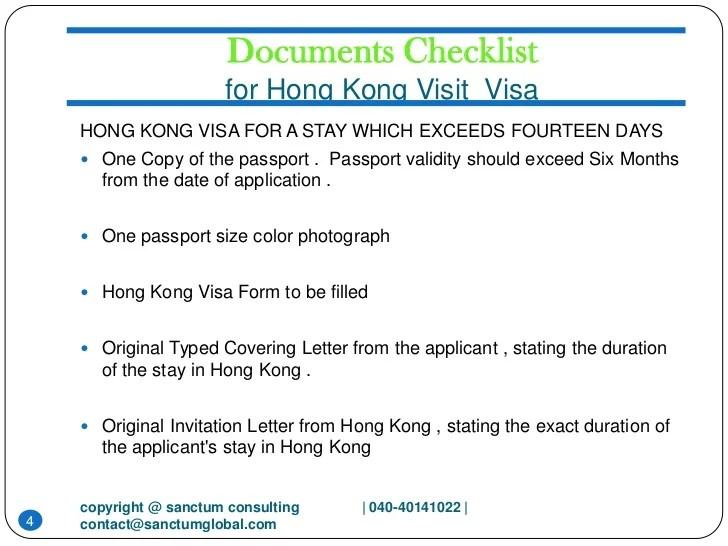 Invitation letter for hong kong visa invitationswedd hongkong visit visa sanctum consulting spiritdancerdesigns Choice Image