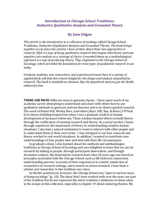 discourse analysis essay