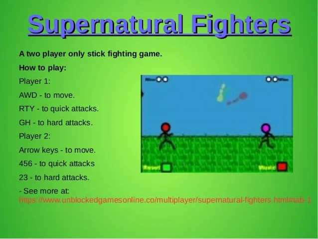 Two Player Games online for kids free to play on the …