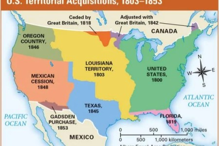 westward expansion and sectionalism