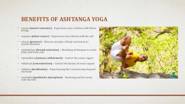 What Is Ashtanga Yoga And Its Benefits Aym School