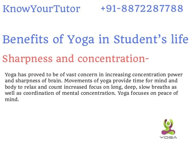 Yoga And Its Importance In Students Life