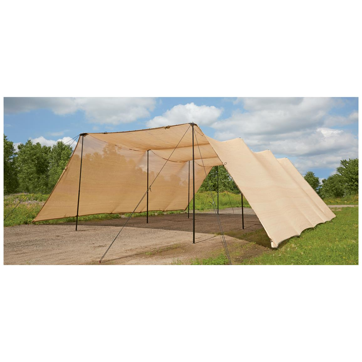 Cushty Multiple Shades Can Be Combined To Create Even Larger Structures Military Surplus Sun New Tents Accessories Sun Shade Tent Pop Up Sun Shade Tent Beach baby Sun Shade Tent