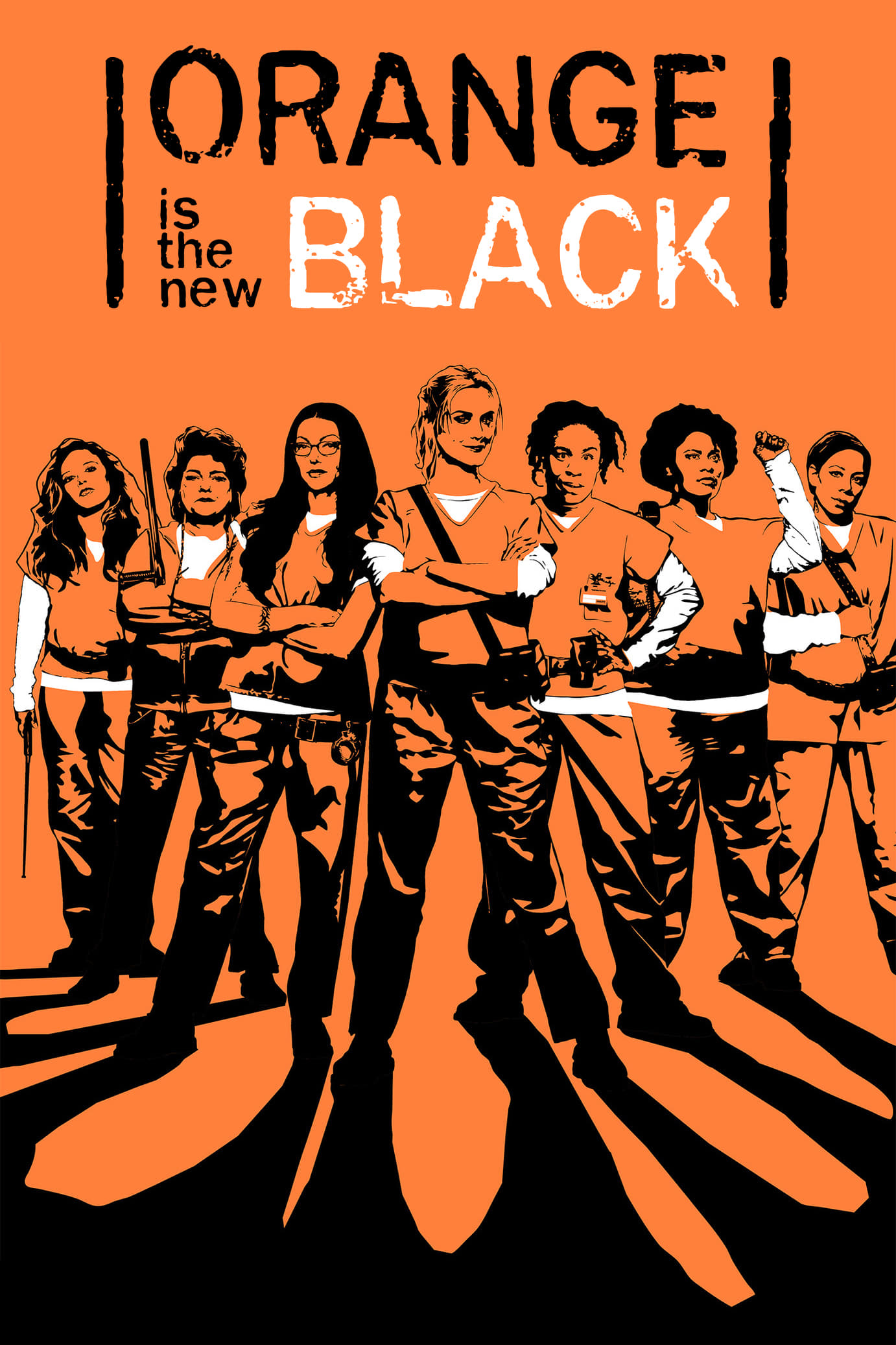 Orange is the new Black series tv complet