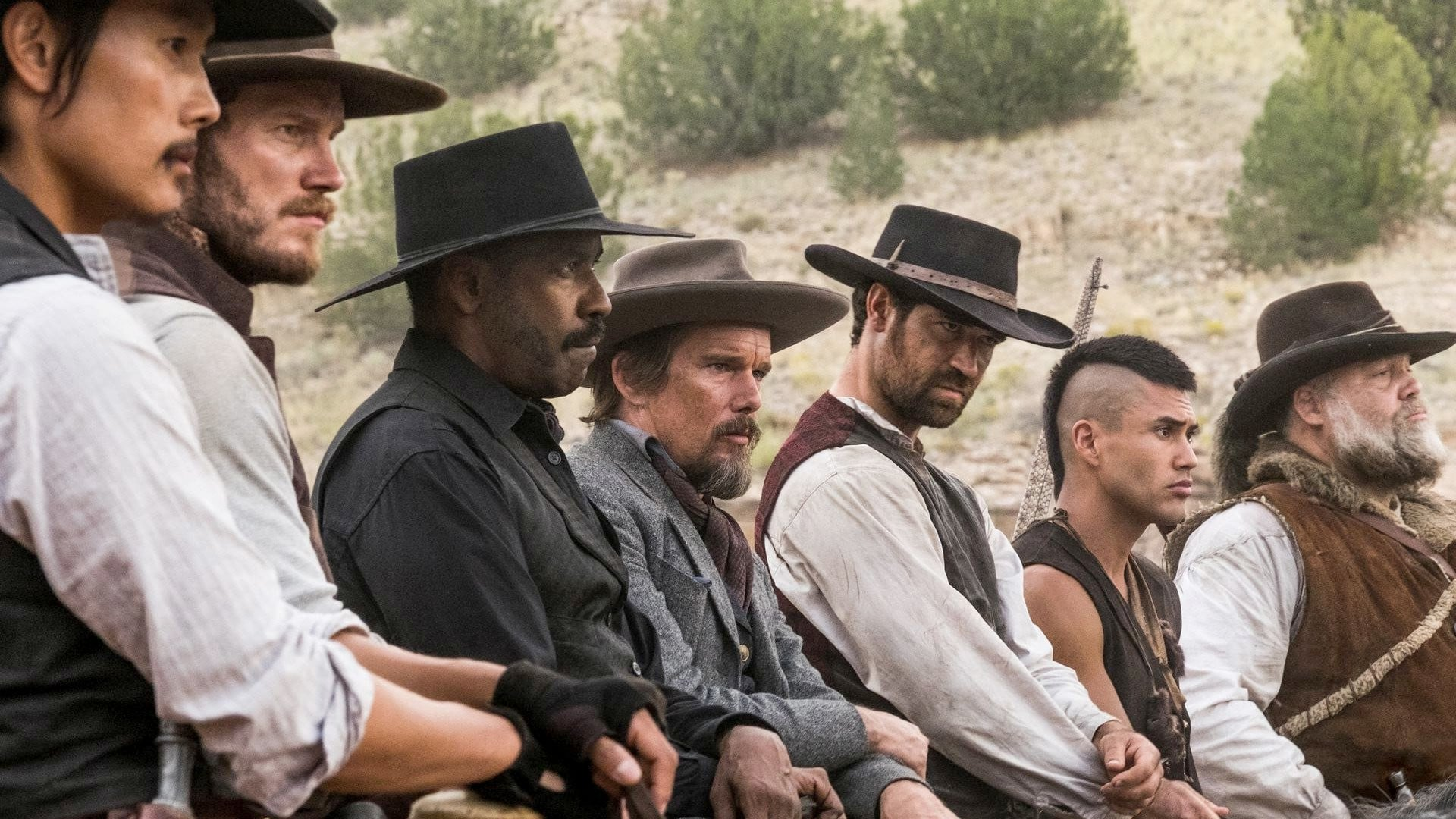 Watch Streaming The Magnificent Seven 2016 Summary Movies