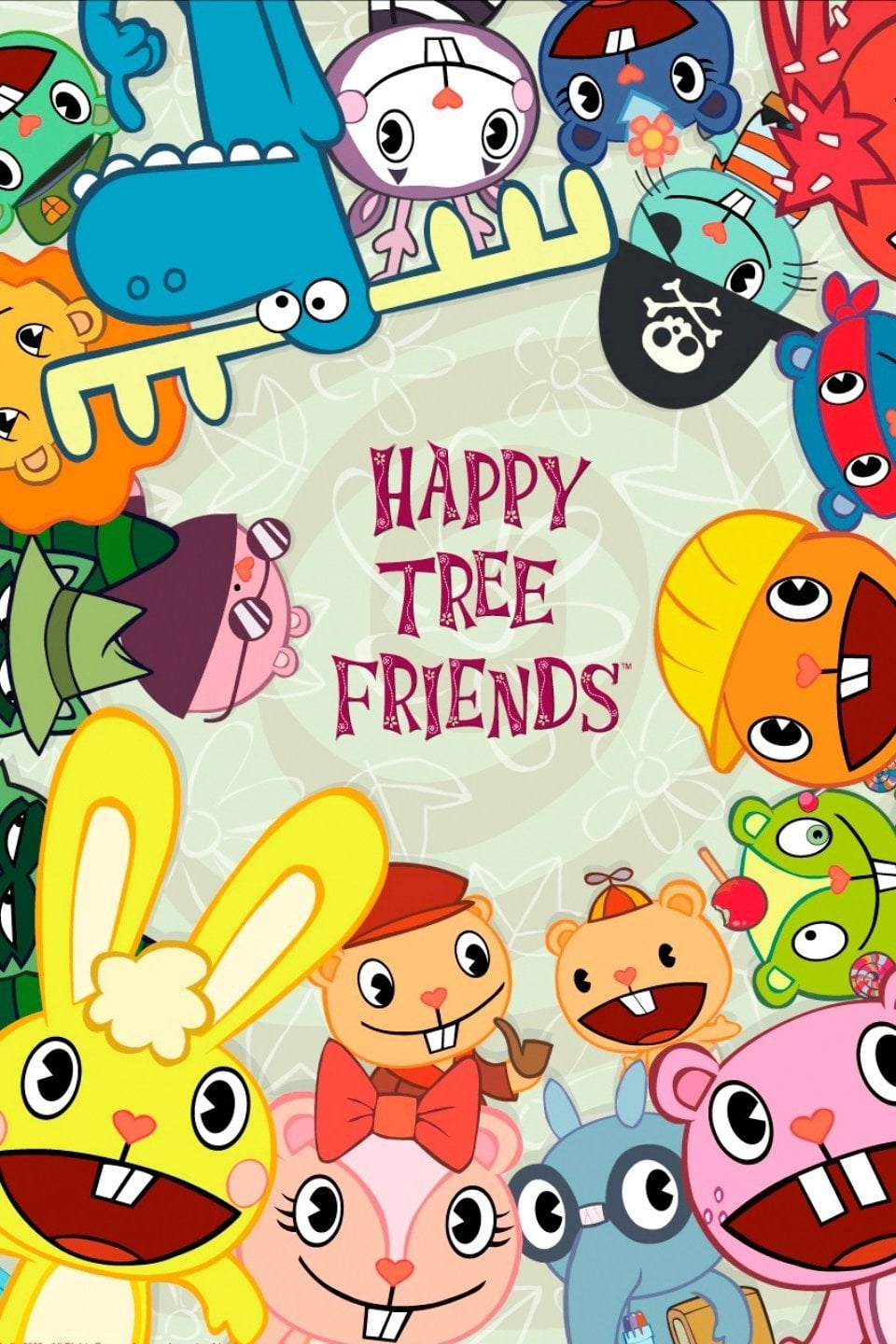 Happy Tree Friends series tv complet