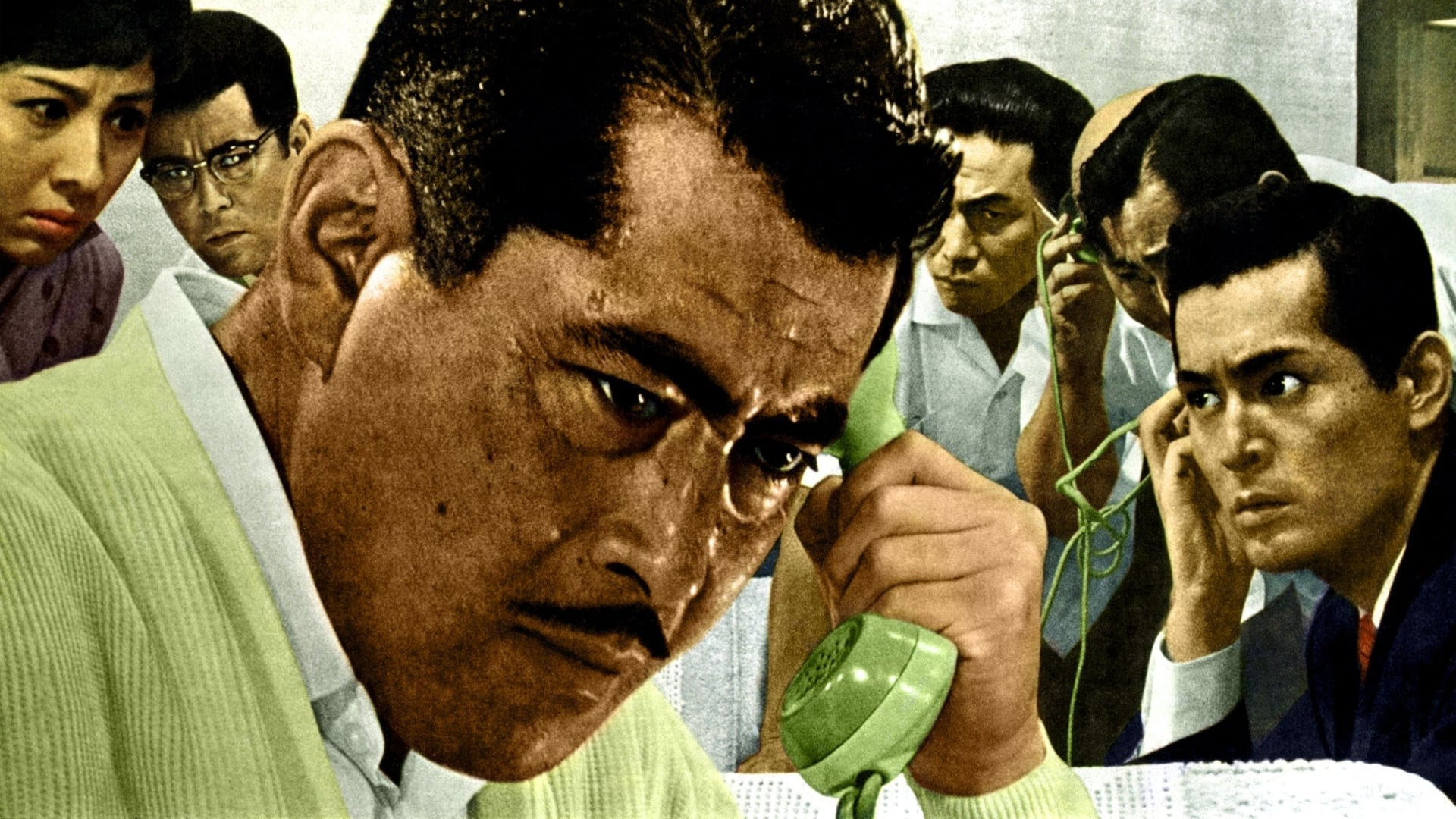 Watch Free High and Low 1963 aka 天国と地獄 Movie