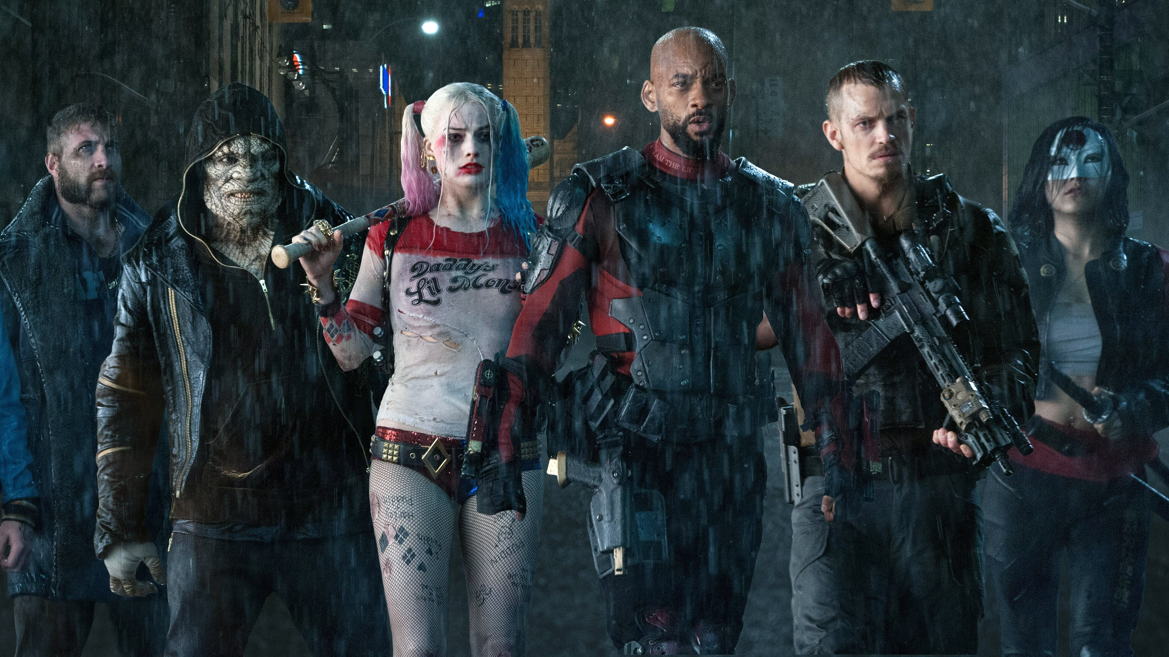 Watch Suicide Squad 2016 Movies Without Downloading