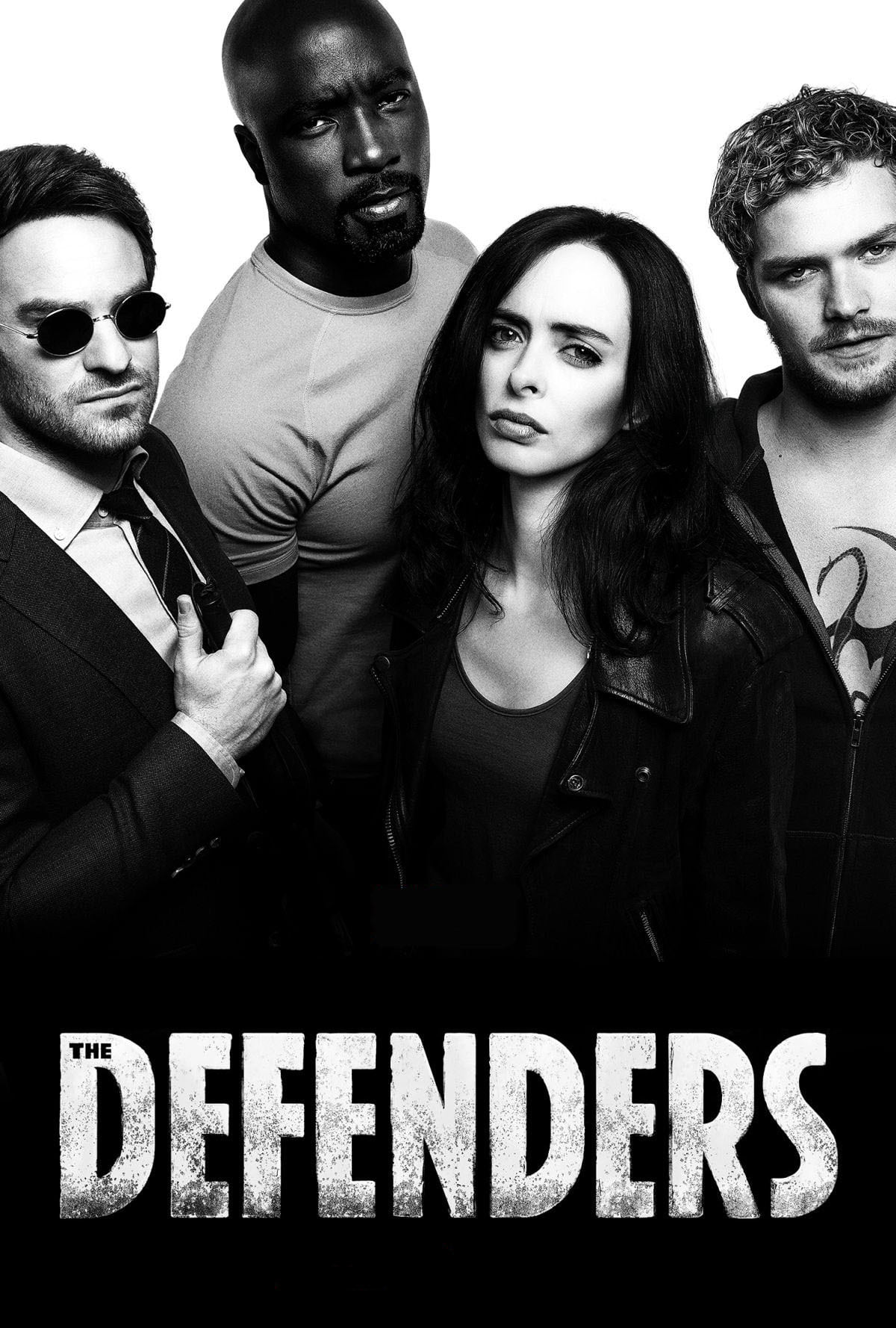 Marvel's The Defenders series tv complet