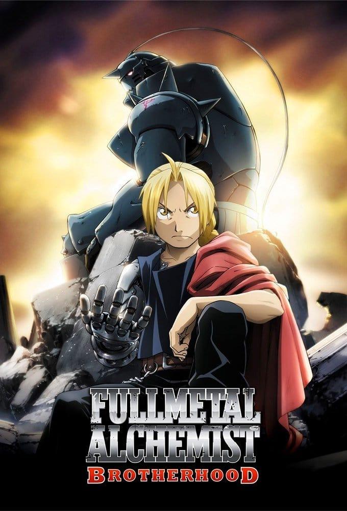 Fullmetal Alchemist: Brotherhood series tv complet