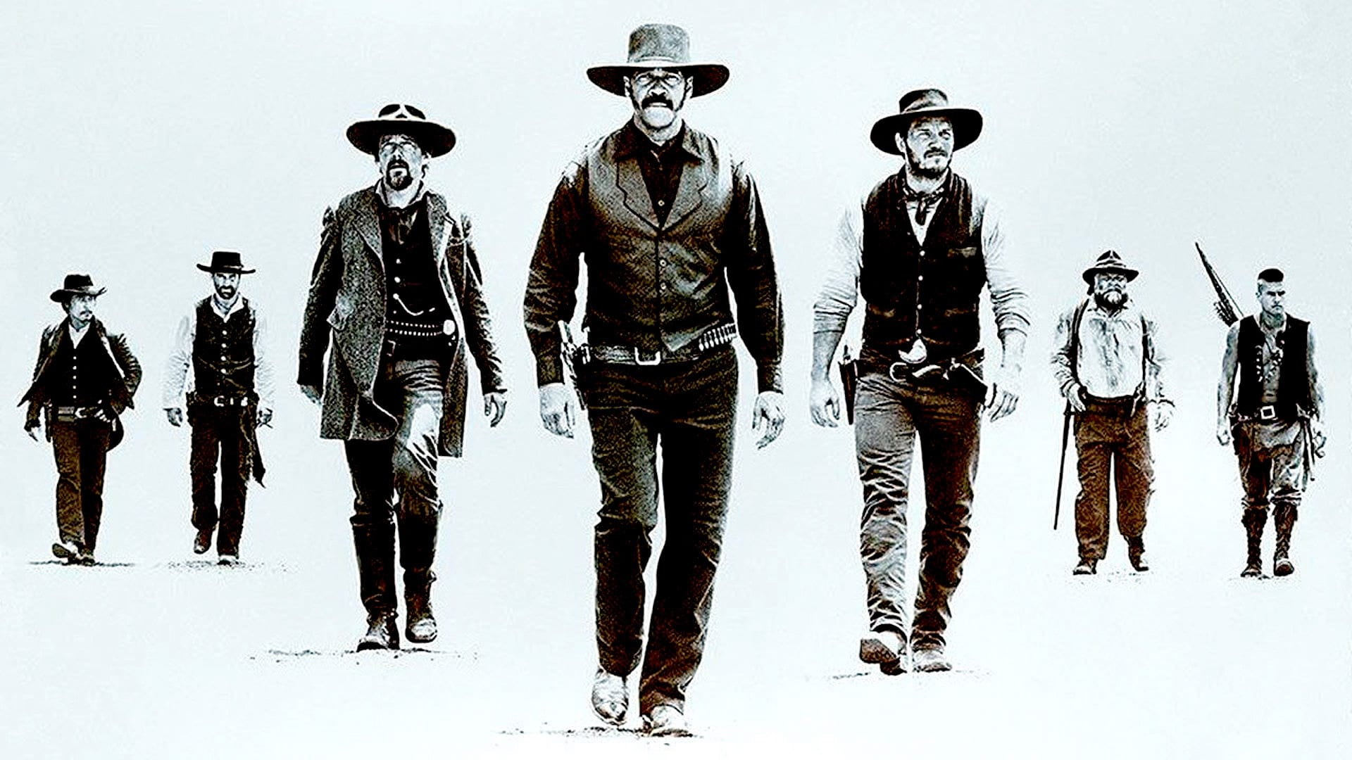 Watch The Magnificent Seven 2016 Movies Without Downloading