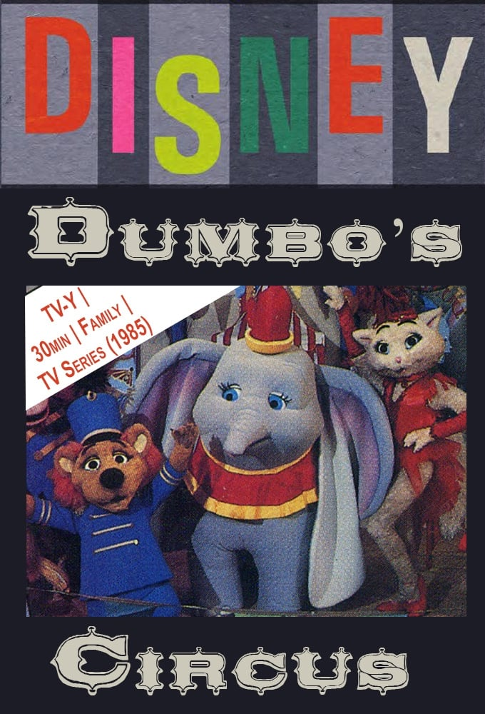 Dumbo's Circus series tv complet