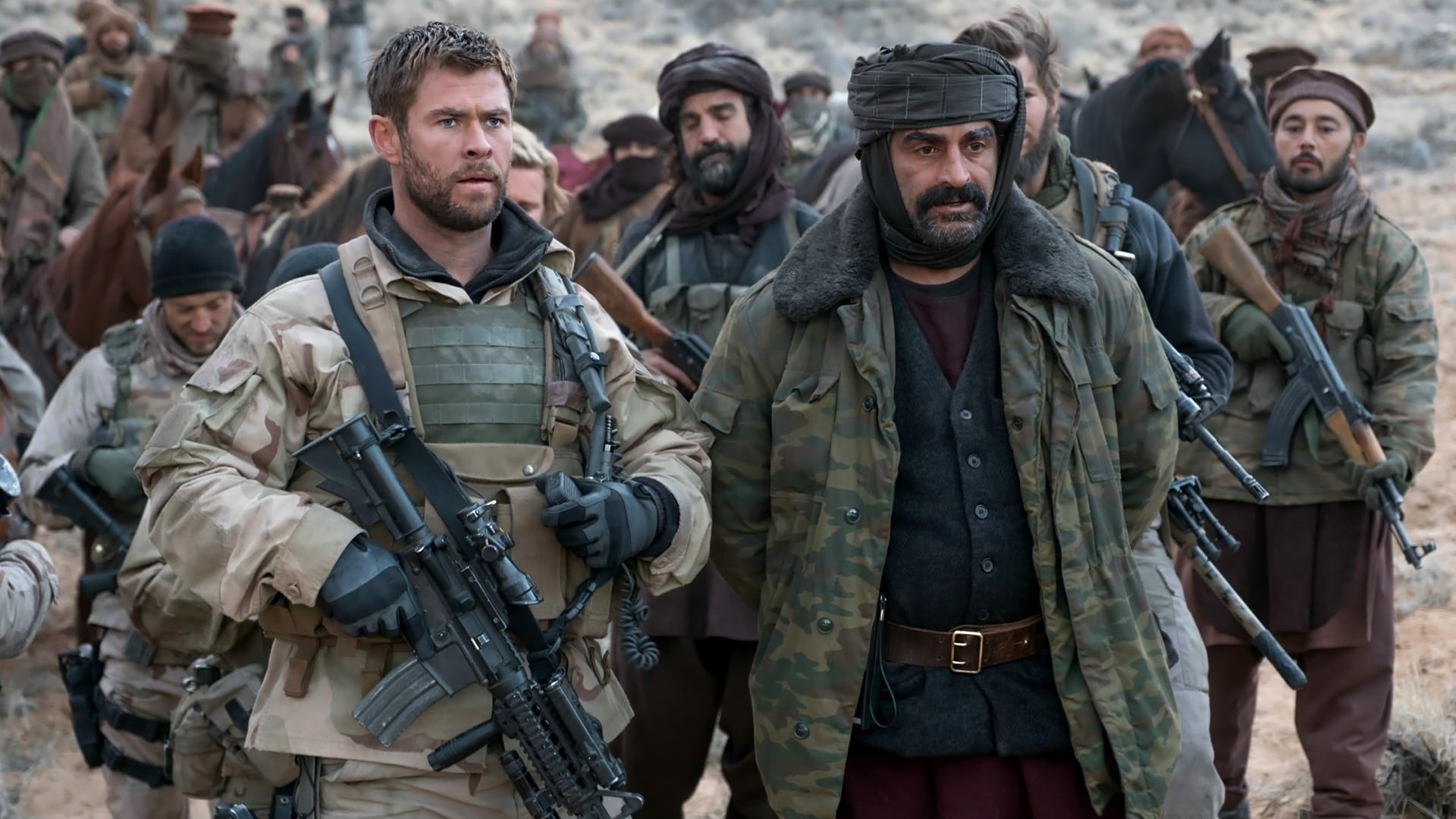 HD Streaming 12 Strong 2018 Full Movie