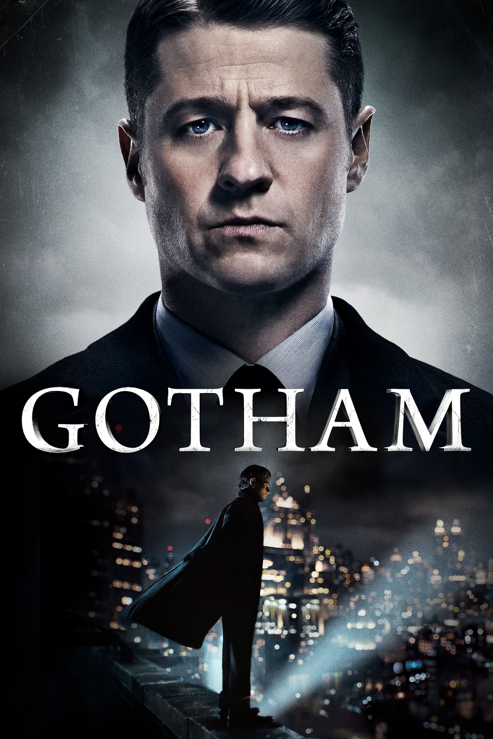 Gotham series tv complet