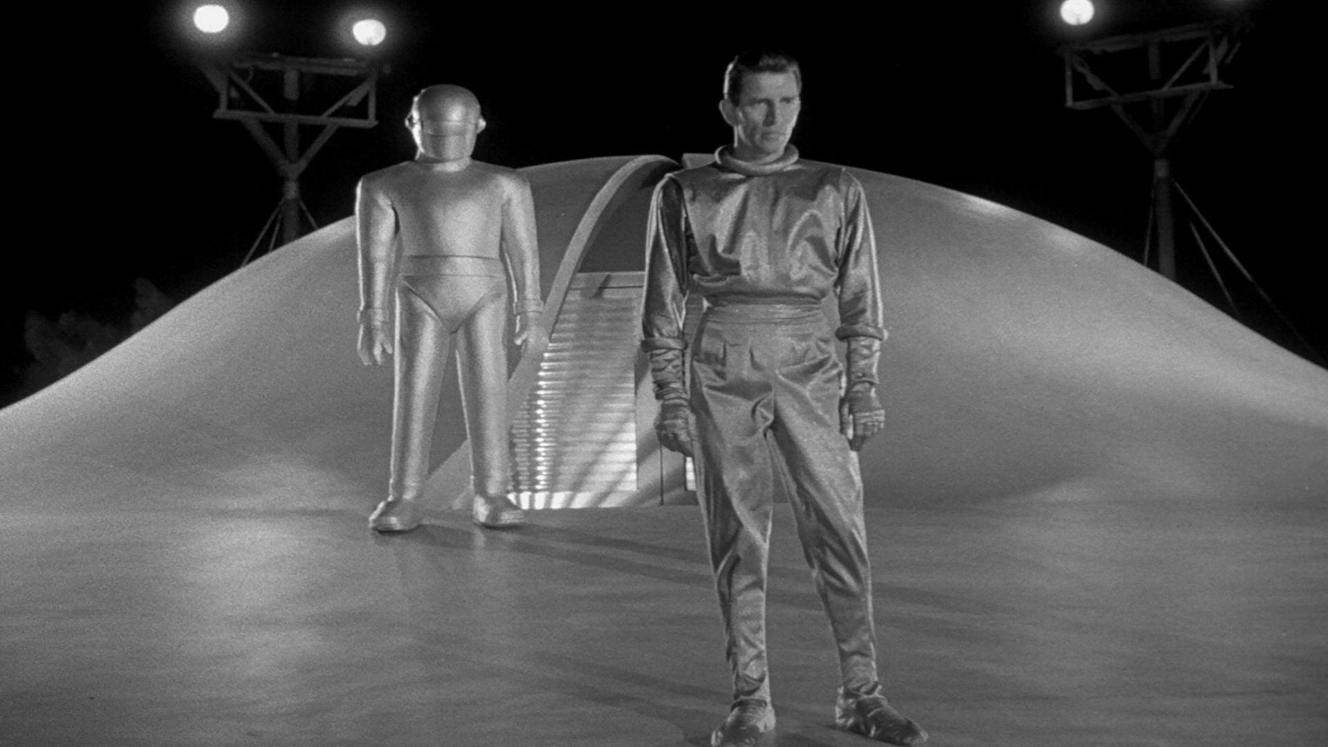 Watch Free The Day the Earth Stood Still 1951 Full Length Movies