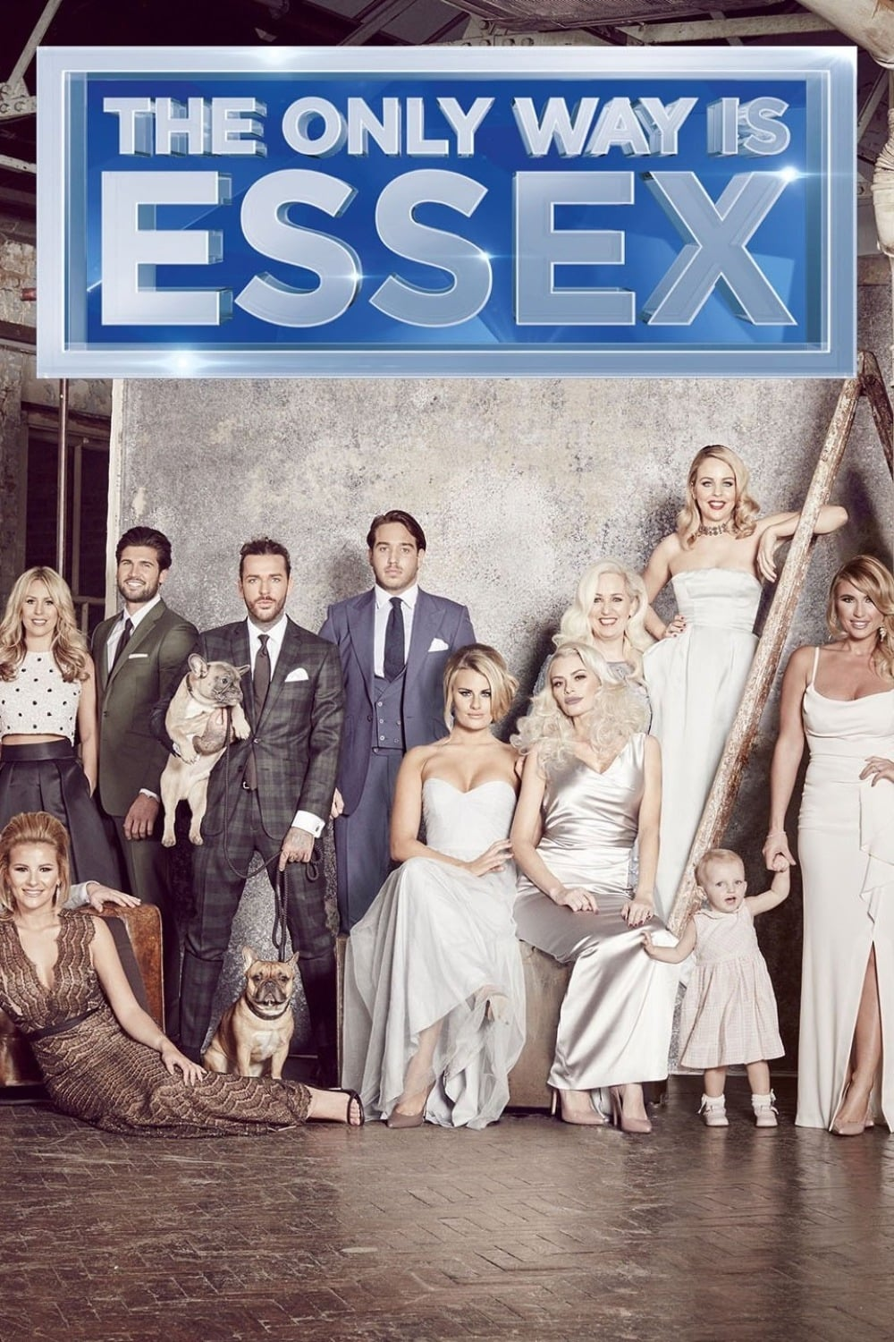 The Only Way Is Essex series tv complet