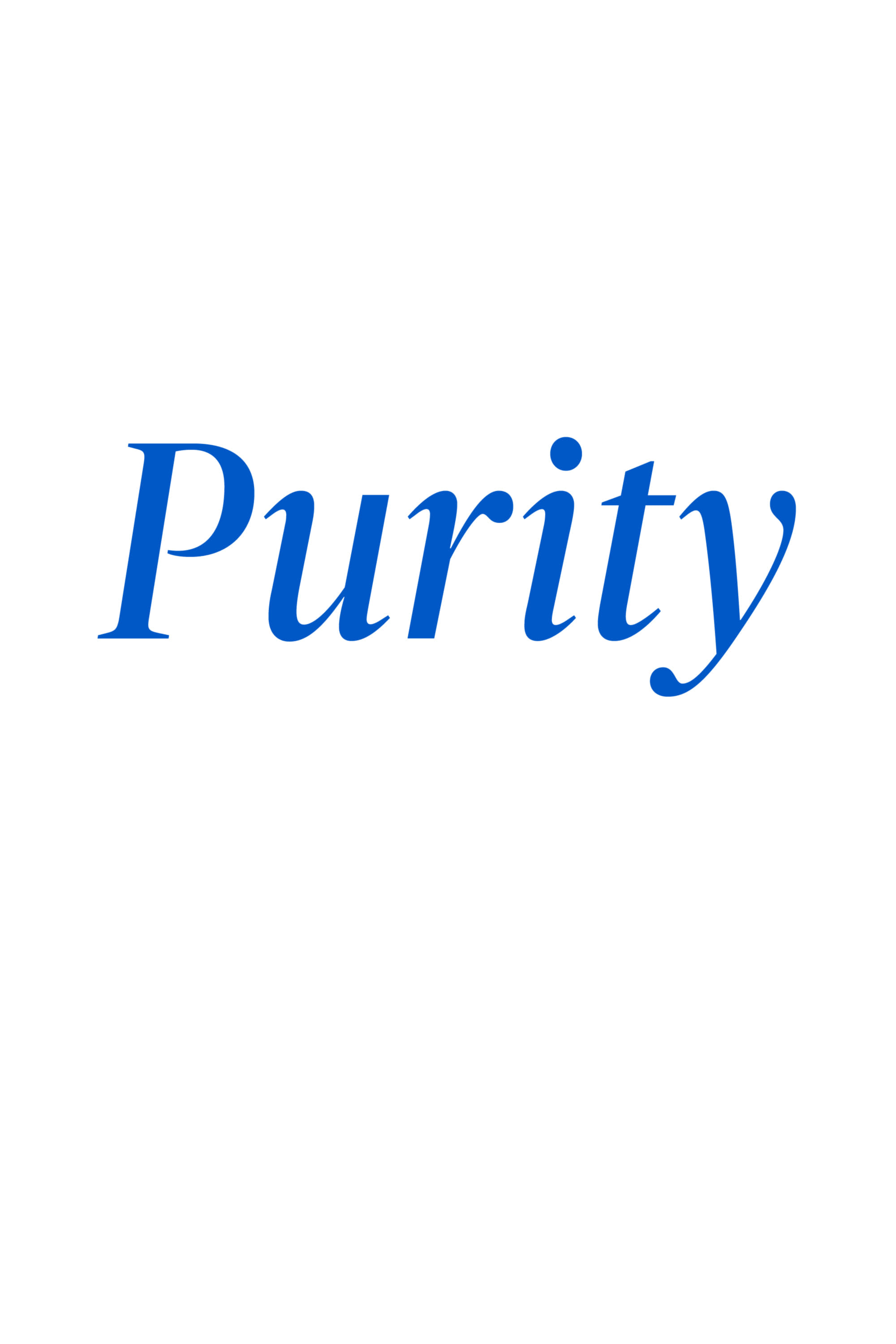 Purity series tv complet