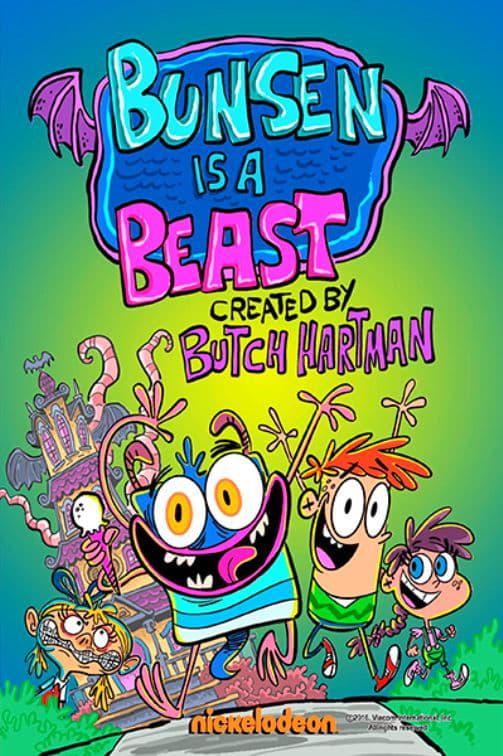 Bunsen is a Beast series tv complet