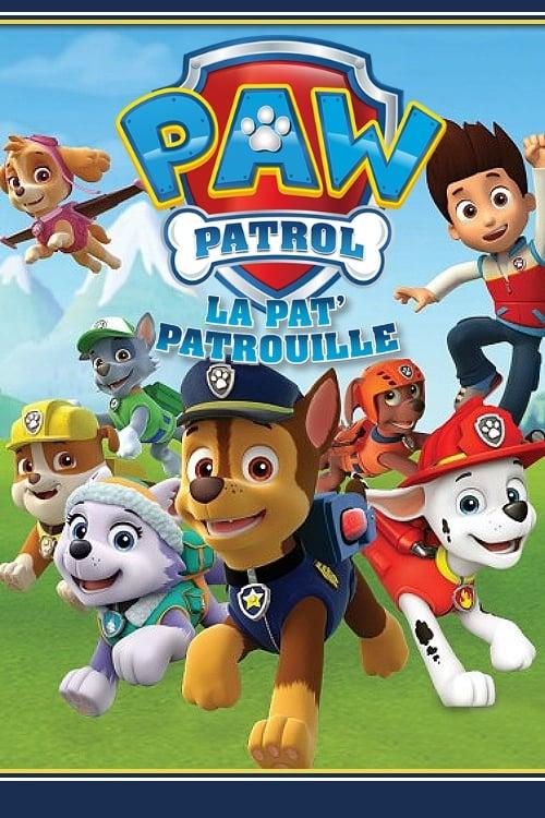 Pat Patrouille series tv complet
