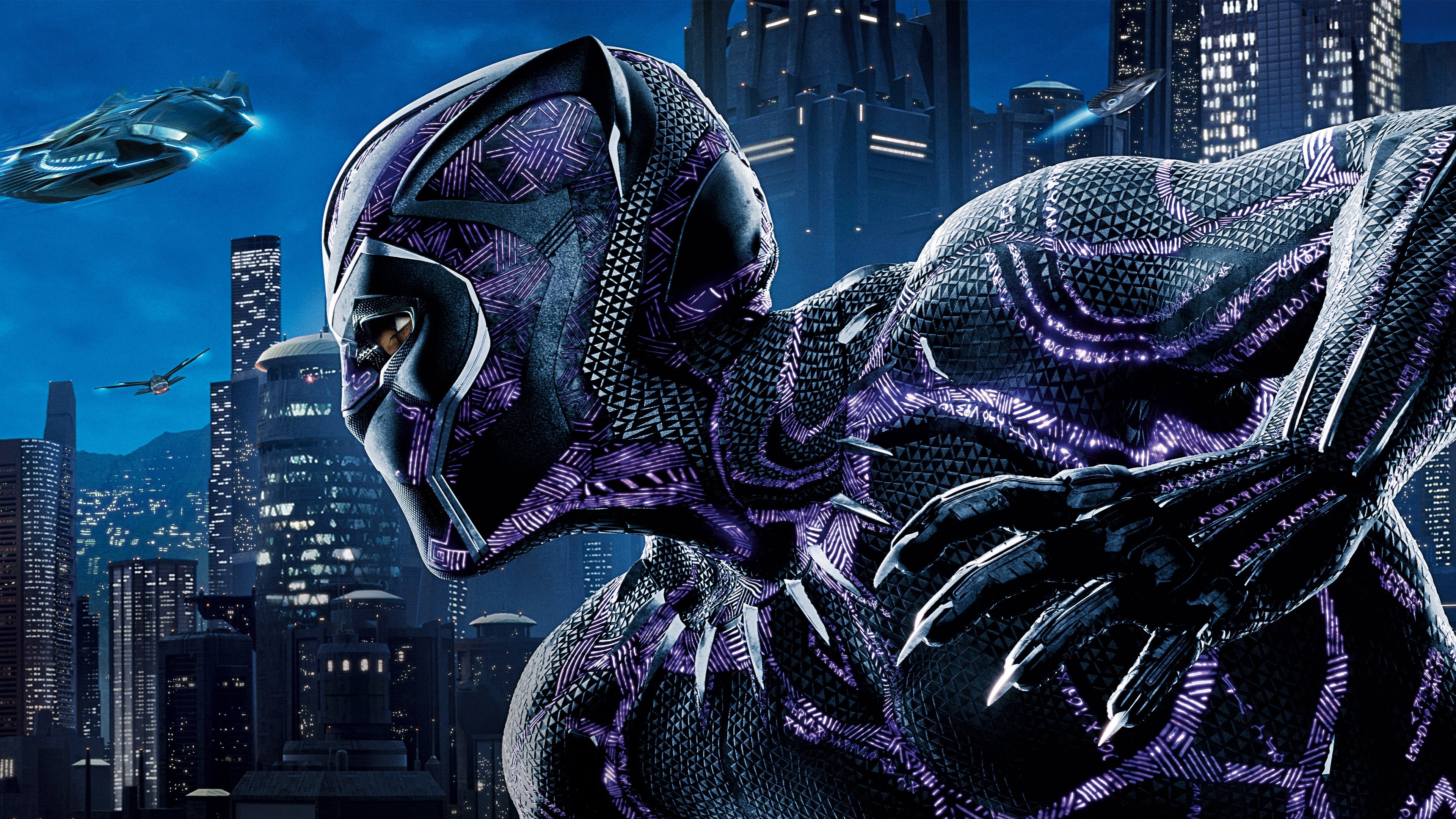Free Watch Black Panther 2018 Online Full Movies