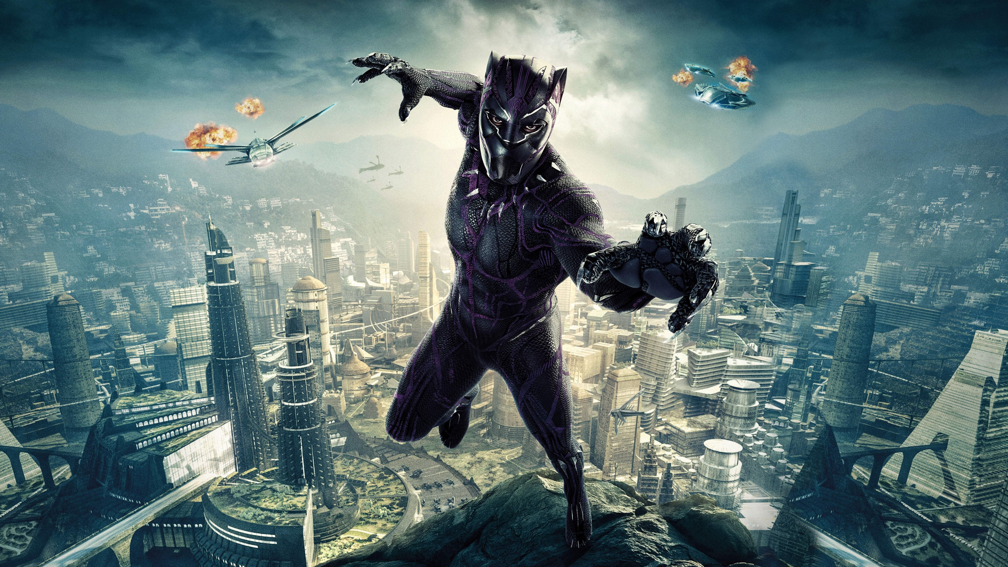 Watch Full Black Panther 2018 Summary Movie