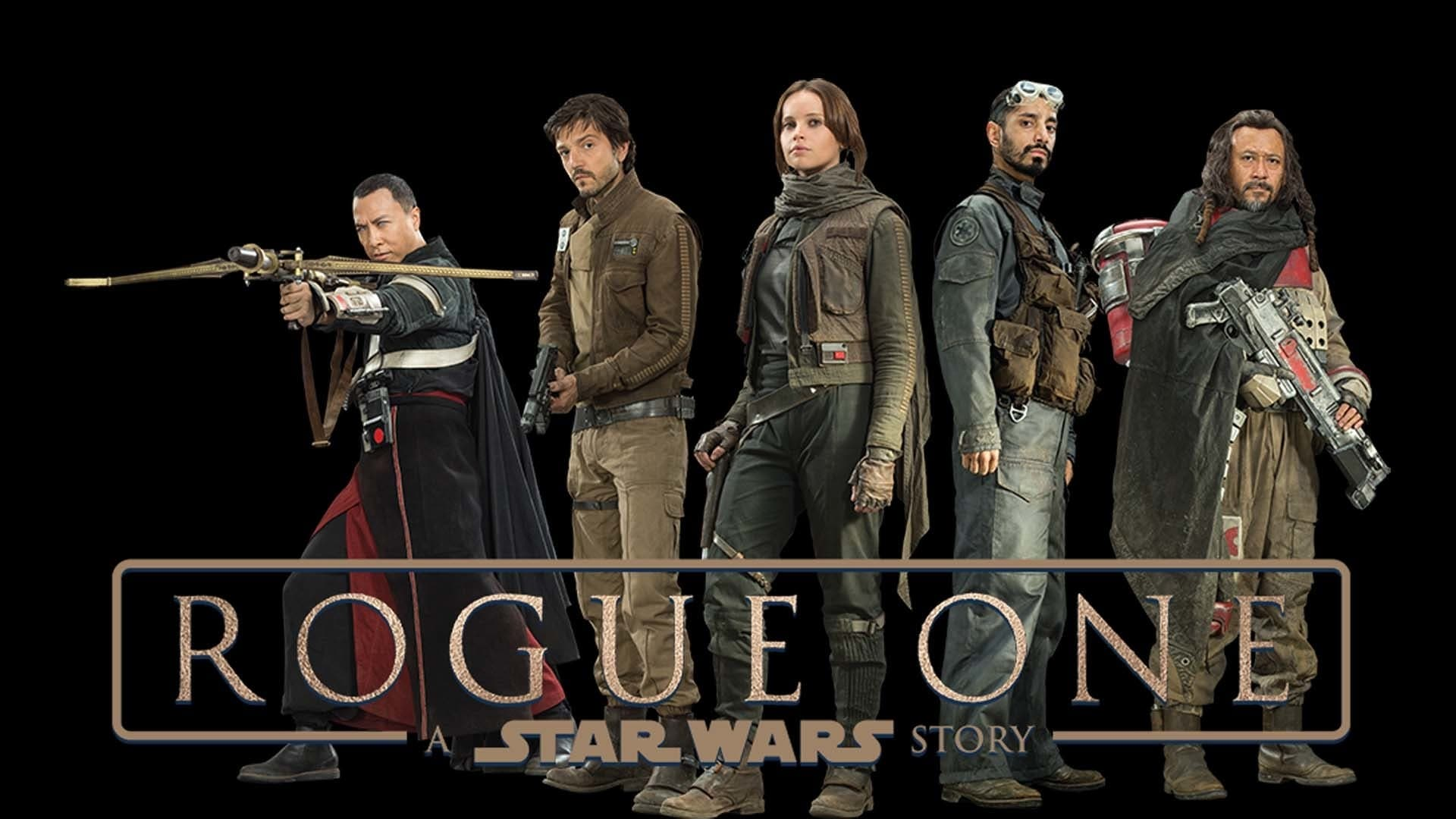 Watch Rogue One: A Star Wars Story 2016 Movies Trailer