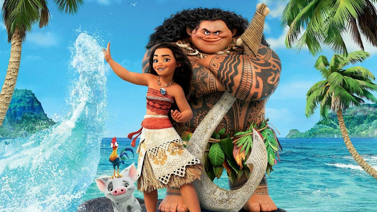 Watch Free Moana 2016 Movie Online
