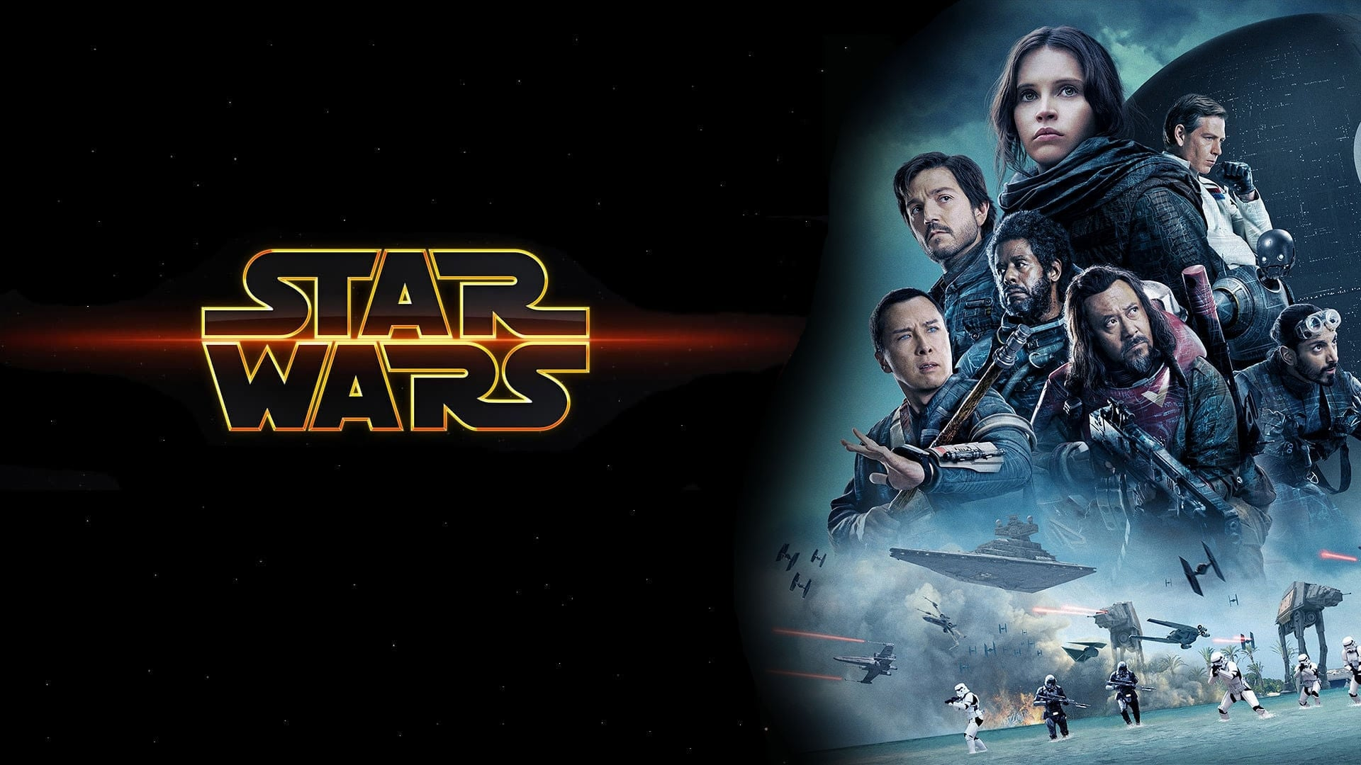 Full Free Watch Rogue One: A Star Wars Story 2016 Movie Trailer