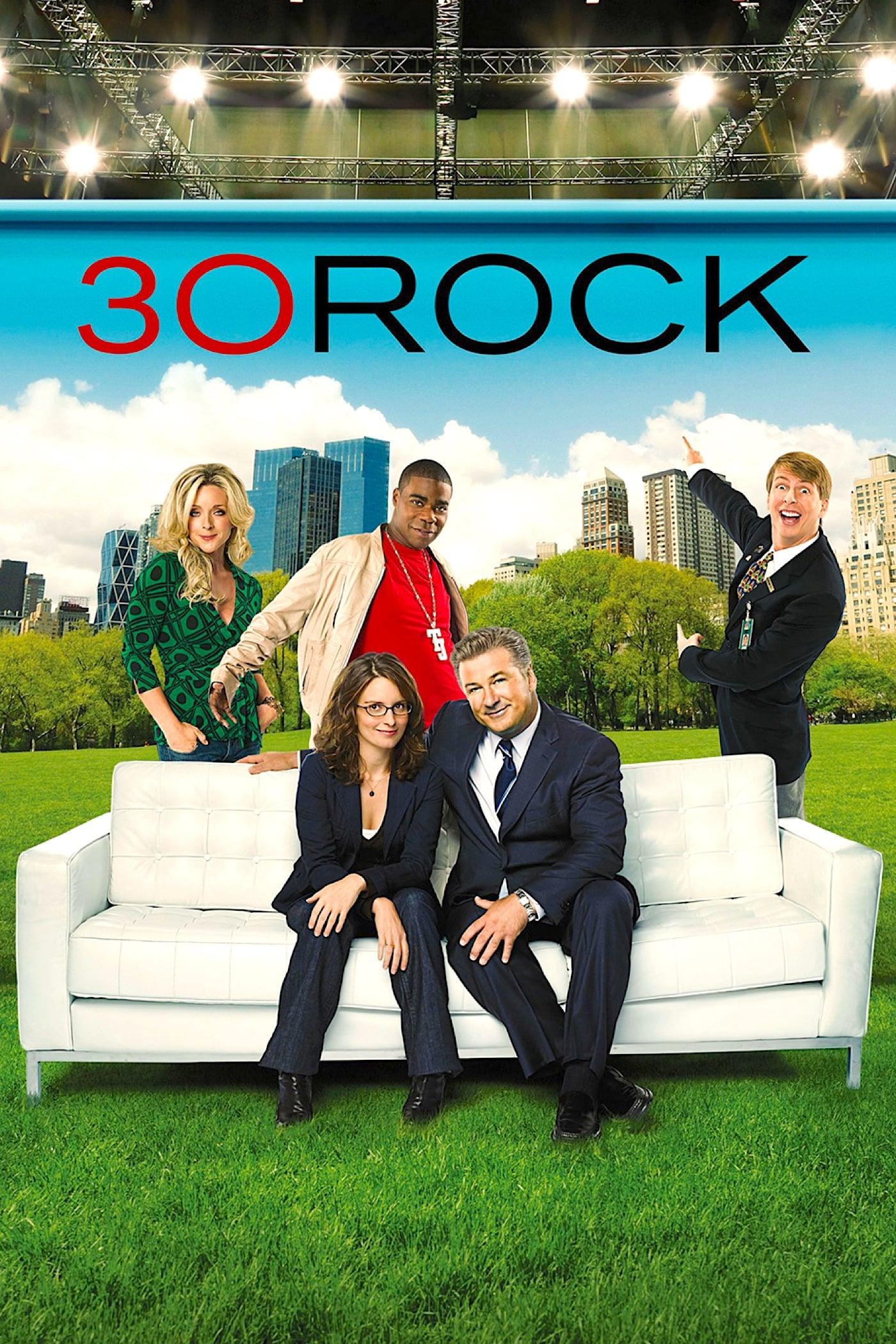 30 Rock series tv complet