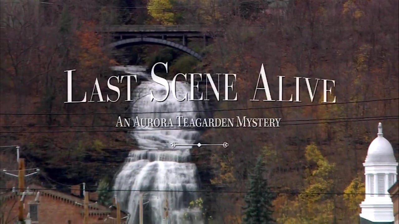 Free Watch Last Scene Alive: An Aurora Teagarden Mystery 2018 Online Full Movie