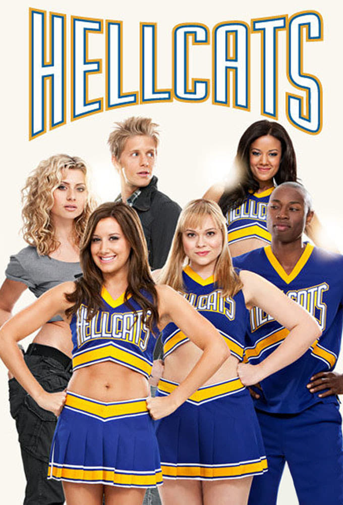Hellcats series tv complet