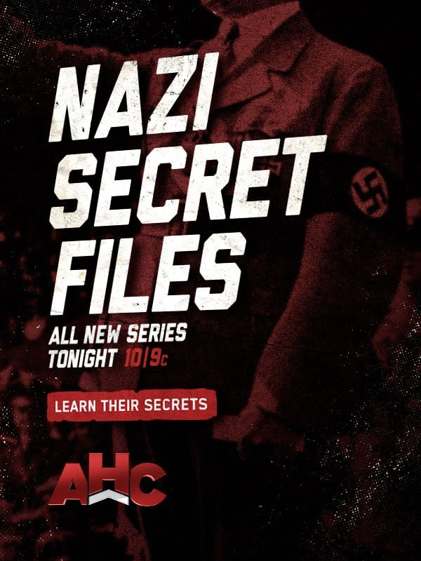 Nazi Secret Files series tv complet