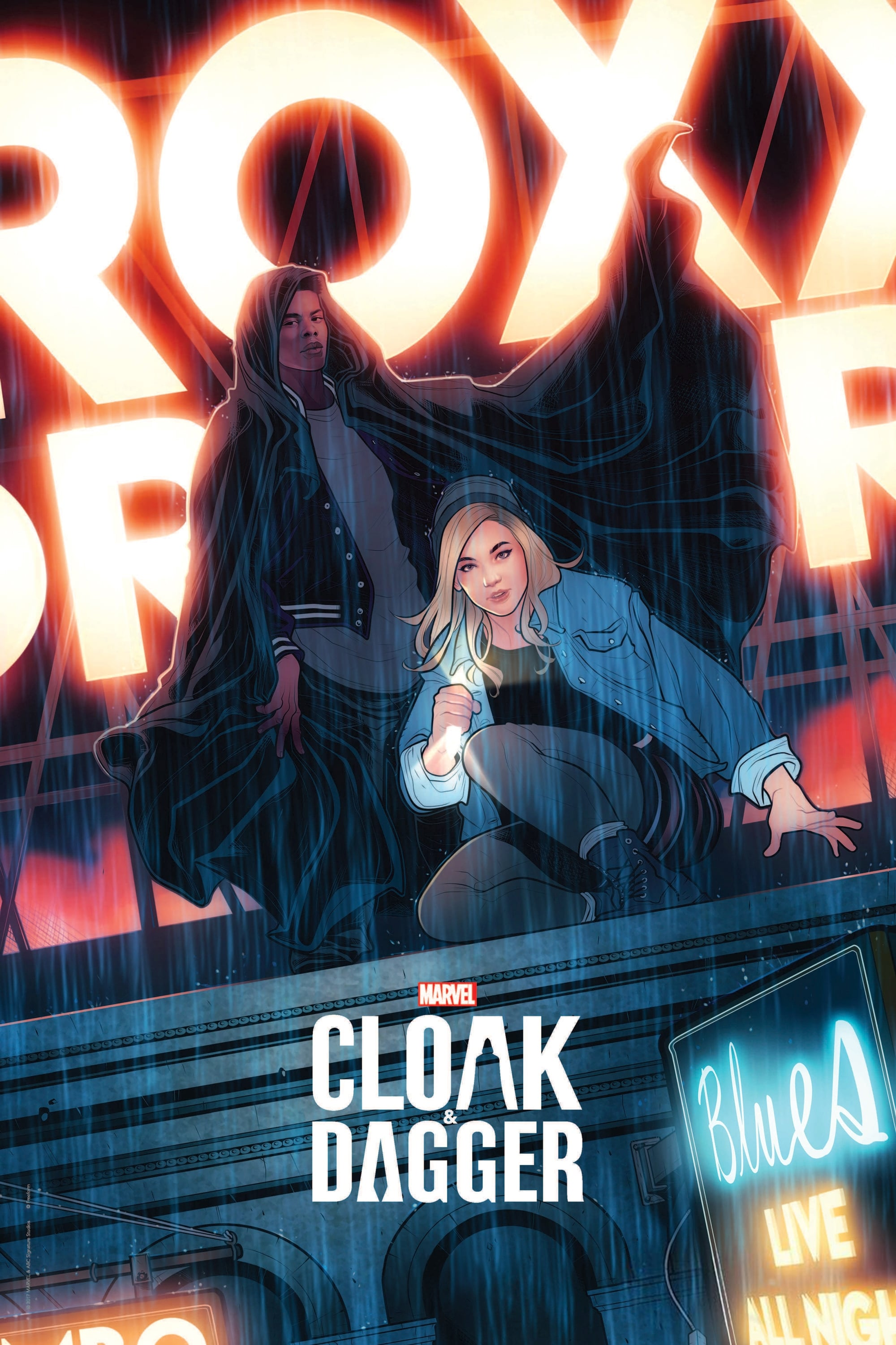 Cloack and Dagger series tv complet