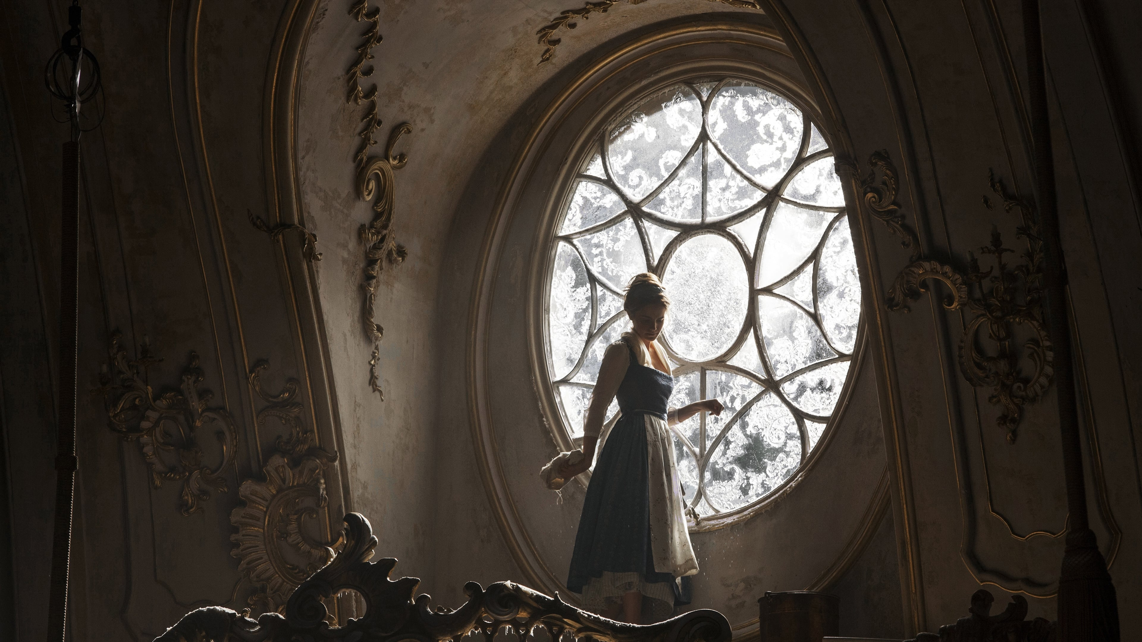 Watch Streaming Beauty and the Beast 2017 Movies Trailer