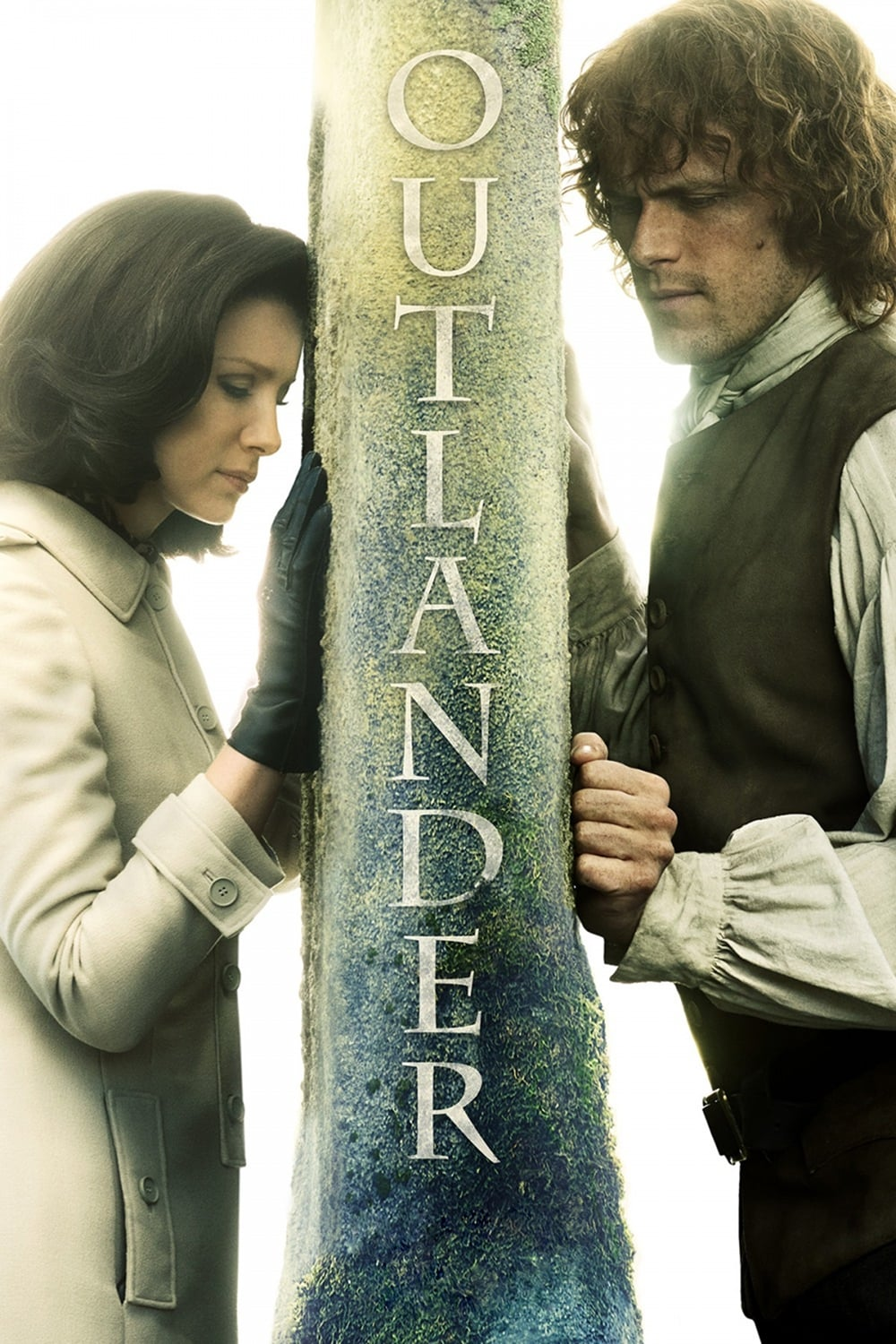 Outlander series tv complet
